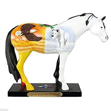 Enesco Trail of Painted Ponies from Spirits of theFour Directions Figurine 6 in