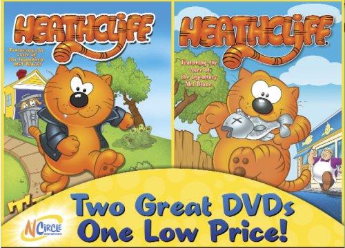 Heathcliff 2 Pack: Terror / Fishtales Reino Unido DVD: Amazon.es: Cine y Series TV