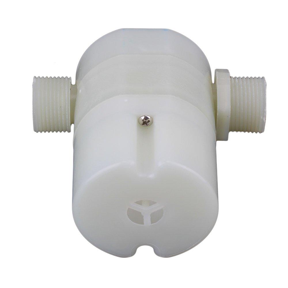 bqlzr 3/4automatisches Agua Espejo Válvula de impuestos Agua Torre Depósito de agua Válvula de flotador: Amazon.es: Iluminación