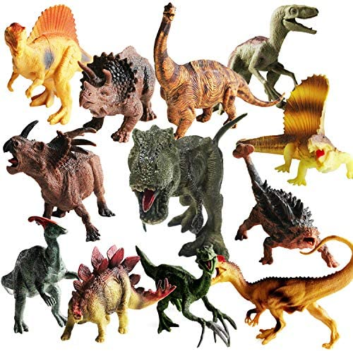 ToyerBee Dinosaurs Realistic Dinosaur Figures Supplies product image