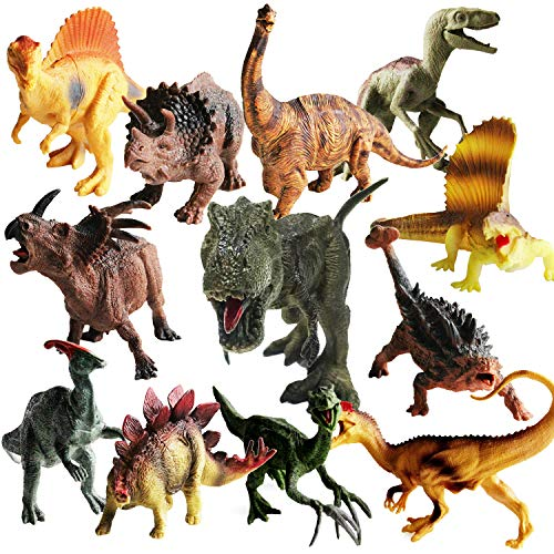 ToyerBeeDinosaurs Toys -12 Pack 7