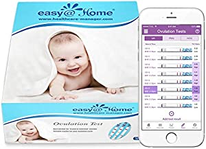Win A Free Easy@Home 50 Ovulation Test Strips Kit