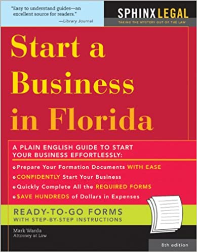 Book Start a Business in Florida