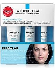 La Roche-Posay Effaclar Dermatological Acne Treatment System 2-Month Supply