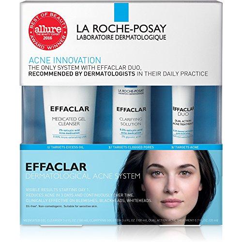 La Roche-Posay Effaclar Dermatologiques Système De Traitement D'Acné 2 Mois