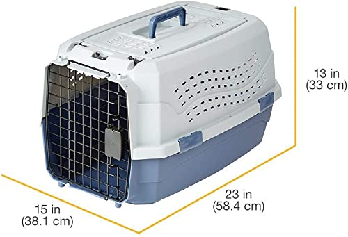 AmazonBasics-Two-Door-Top-Load-Hard-Sided-Pet-Travel-Carrier