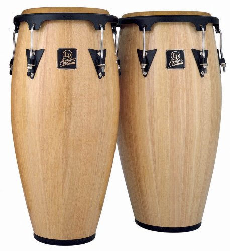 Latin Percussion Aspire Conga Drum, 11 inch Conga Natural by Latin Percussion