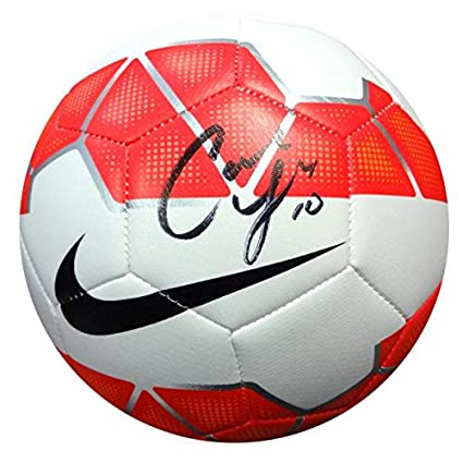 Carli Lloyd Autographed Nike Soccer Ball Team USA ITP Stock  93023 - PSA DNA  Certified - Autographed Soccer Balls at Amazon s Sports Collectibles Store a2aae07d6