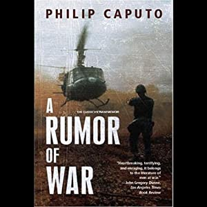 A Rumor of War Hörbuch