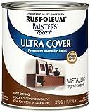 Rust-Oleum 258203 Painters Touch Quart Oil Based, Metallic Aged Copper