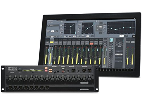 PreSonus StudioLive RM16AI 16-Channel Mixer (Compressor Multi Band Stereo)