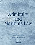 img - for Admiralty and Maritime Law Volume 2, Second Edition book / textbook / text book