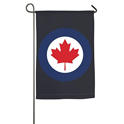 Amazon Com Roundel Of Canada Outdoor Flags Seasonal Garden Flag
