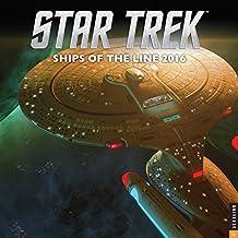Star Trek 2016 Wall Calendar: Ships of the LIne