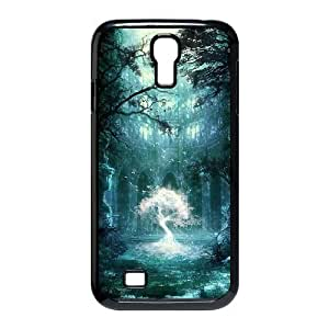 Fantasy Fairy Tale Phone Case For Samsung Galaxy S4 i9500 [Pattern-1]