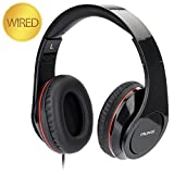 Best Headphones For Airplanes - Active Noise Cancelling Over Ear Headphones with HI-Fi,20Hours Review