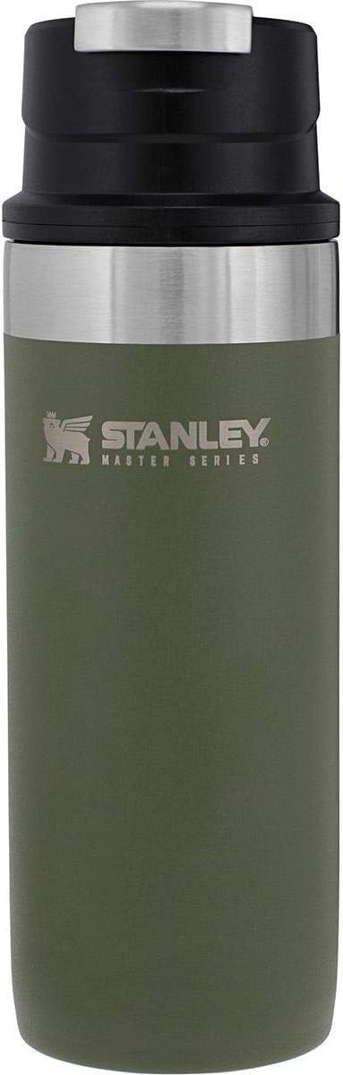 Stanley UNBREAKABLE MASTER TRIGGER-ACTION MUG 0,35 Liter 18//8 Edelstahlkorpus,