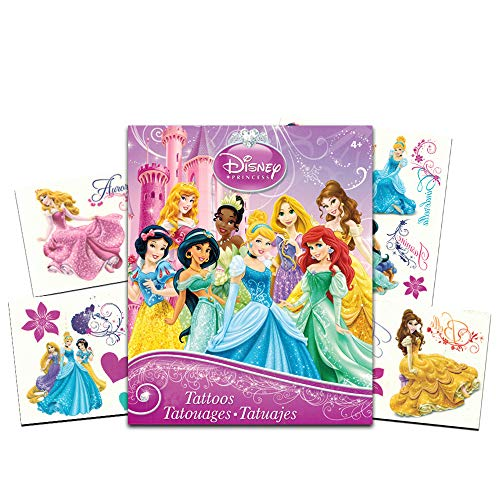 Disney Princess and Hello Kitty! Over 150 Tattoos Featuring My Little Pony Savvi Temporary Tattoos Party Pack for Girls