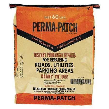 Permanent Pavement Repair, 60 lb., Bag