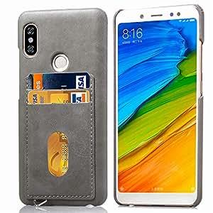 Amazon.com: Xiaomi Redmi Note 5 Pro-Defender Cover Case