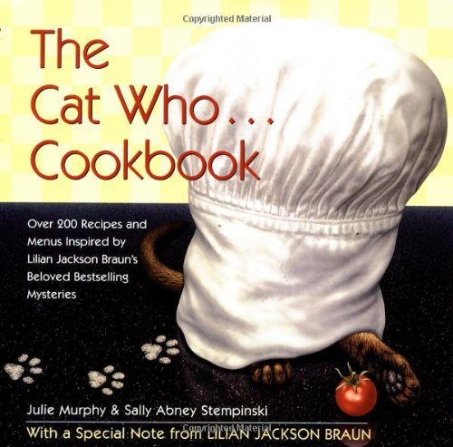 Cat Who Cookbook Updated
