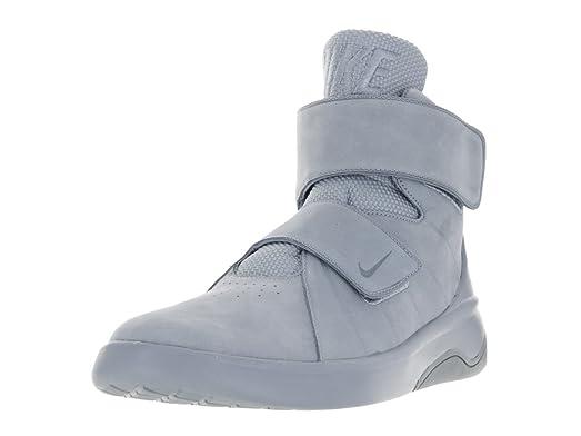 Nike Men's Marxman Prm Blue Grey/Blue Grey/Blue Grey Basketball Shoe