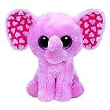 Beanie Boos Peluche ME Niña Sugar Elephant San Valentin Juguetes para Niños