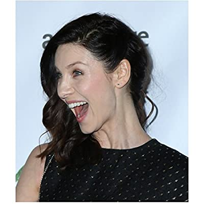 Caitiona Balfe Turned to Side with Big Smile 8 x 10 inch Photo