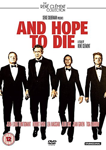 And Hope To Die (Rene Clément) [DVD] [1972]
