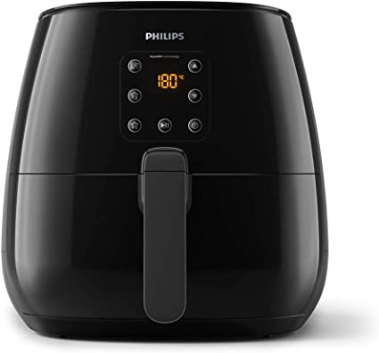 Philips Essential Air Fryer Extra Large with Rapid Air Technology for Healthy Cooking HD9260/91