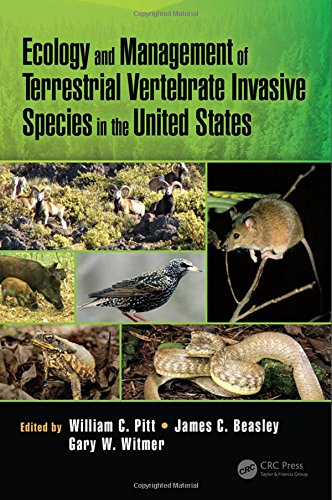 Ecology and Management of Terrestrial Vertebrate Invasive Species in the United States (An Invasive Species In The United States)