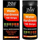 JNW Direct Water Total Hardness Test Strips, 150