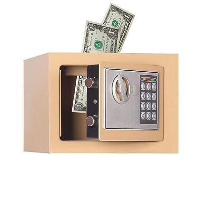 Rich-home Huchas Electrónicas, Mini Cajero Automático Moneda Electrónica Caja De Dinero con Contraseña Inicio De Sesión para Niños Cumpleaños Juguete: Hogar