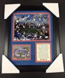 11x14 FRAMED BUFFALO BILLS RETIRED NUMBERS 8X10 PHOTO KELLY LEVY REED SIMPSON