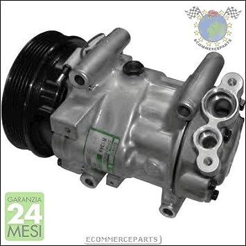 XYP compresor climatizador de aire acondicionado RENAULT KANGOO gasolina Sidat: Amazon.es: Coche y moto
