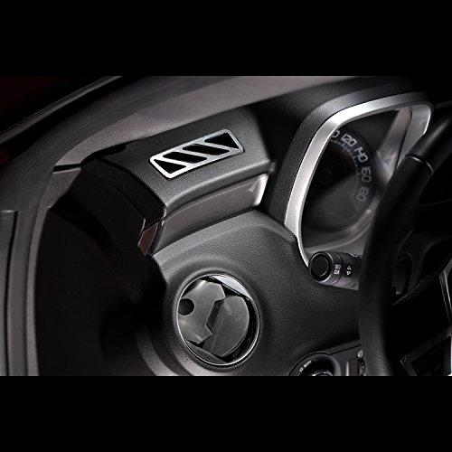 ed Upper Dash 2pc : Fits Camaro 2010-2013 American Car Craft pn 101010 (Camaro Upper Dash)
