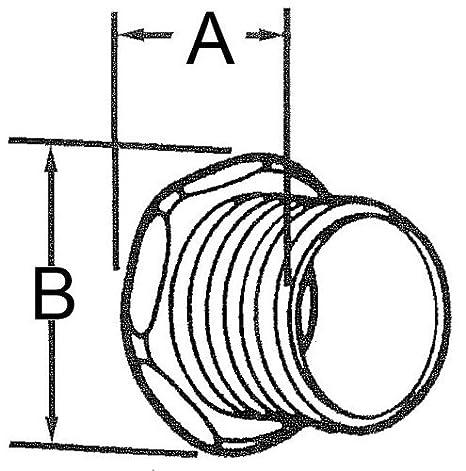 Piece-4 10mm-1.50 x 90mm Hard-to-Find Fastener 014973136604 Coarse Metric Hex Cap Screws