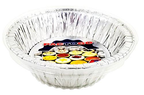 Pactogo Disposable Aluminum 5 3/4