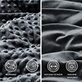 Bedsure Weighted Blanket for Adults with Removable