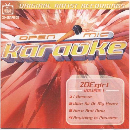 Zoegirl 1 (Open Mic Karaoke)