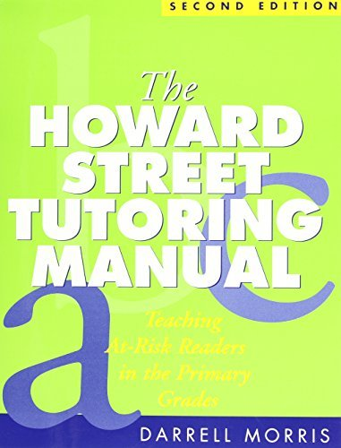 Download The Howard Street Tutoring Manual, Second Edition: Teaching At-Risk Readers in the Primary Grades Pdf