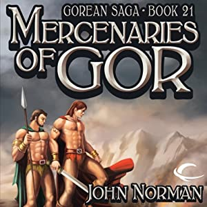 Mercenaries of Gor Audiobook