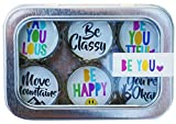 Kate Grenier Designs Be You Bottle Cap Magnets