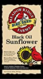 Cheap Meadow Ridge Farms Black Oil Sunflower, 20-Pound Bag Bird Food