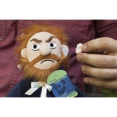 The Unemployed Philosophers Guild Vincent Van Gogh Little Thinker - 11