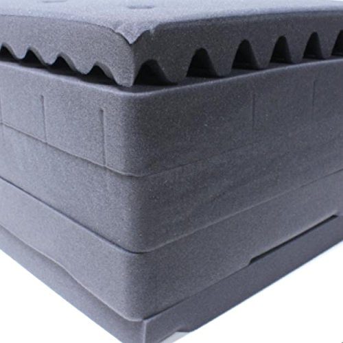 Pelican Full Set of Genuine Storm Replacement Multi-Layer Cubed Foam for the iM2720 Storm Case