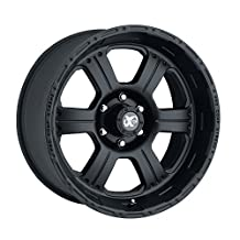 "Pro Comp Alloys Series 89 Wheel with Flat Black Finish (17x8""/6x139.7mm)"
