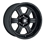 Pro Comp Alloys Series 89 Wheel with Flat Black Finish (17x9''/5x127mm)