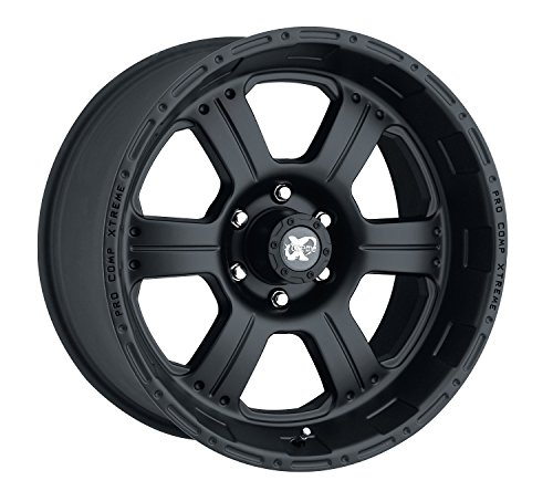 PRO COMP Series 89 Kore Matte Black (17x9 / 5x5 / -6mm) ()