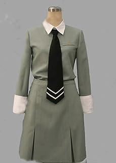 Shin Megami Tensei: Persona Girl's School Uniform Cosplay Costume Customize Cosplay Costume M